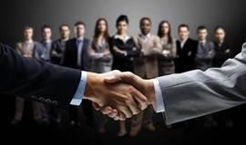 中加商业加速网络创业项目路演
