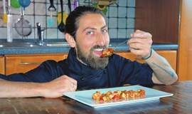 【UN现场】意大利素食名厨安德烈(Andrea Arquà) 分享会