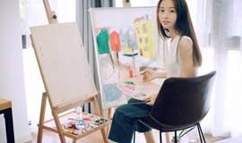 【68元单人油画体验】不如一起画个画