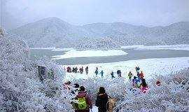 【周末】冬季吴越古道:走千年古道,看壮美天池,寻皑皑白雪(2天)