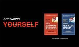 英文读书会 No.49 《RETHINKING INTERVIEWS》《RETHINKING RESUMES》,11.19