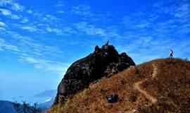 【户外爬山】17号登深圳第二高峰七娘山赏大鹏半岛环海美景1天户外活动