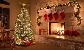来自国际幼儿园的圣诞Party邀请 From karlAnna International Kindergarten