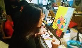 北京【唐醋画吧】—全民零基础艺术社交绘画俱乐部(油画)