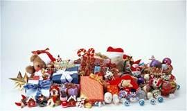 圣诞节,圣诞礼物,还看大学路圣诞市集!