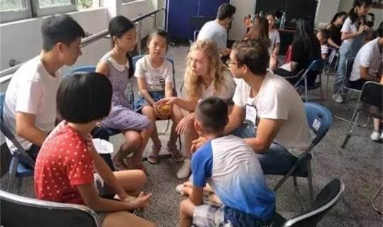 四天全程外教纯英文浸泡+国际文化体验双语冬令营