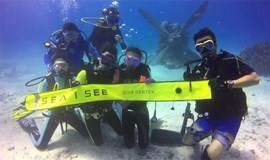1月13日 探索水底世界,相约潜水乐趣体验活动