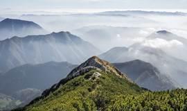 1月13日登顶太湖第一峰,漫步西山缥缈峰