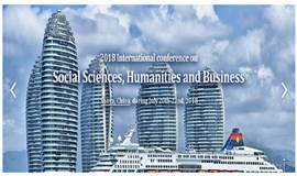 The 2018 International conference on Social Sciences, Humanities and Business [SSHB2018]