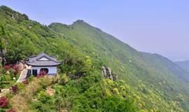 【周末】爬苏州第二高峰,徒步山脊线,一览群山小(1天活动)