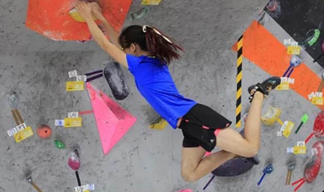 1月14日 攀岩·人生·挑战
