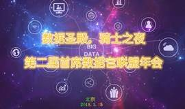 """""""数据圣殿,骑士之夜""""第二届首席数据官联盟年会"""