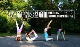 108场户外公益瑜伽No.86  福田红树林生态公园