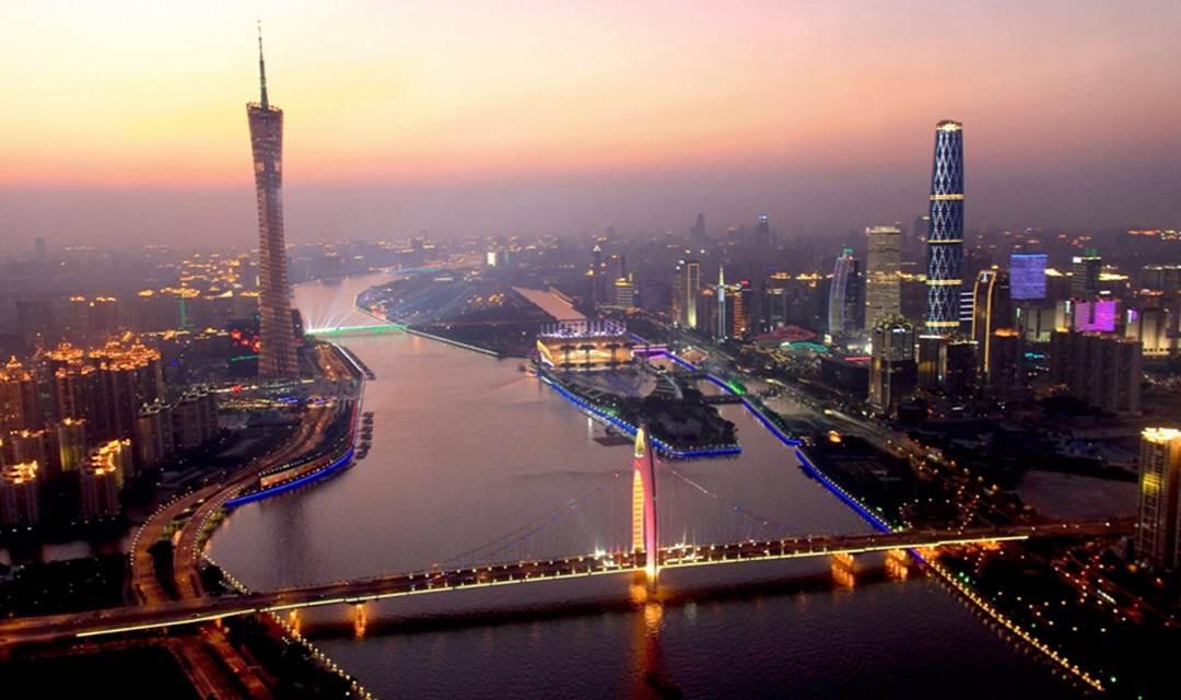 12.09周六晚:广州夜晚骑行,邂逅珠江美丽夜景,经典小环线