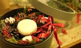 OLIVESUN圣诞花环+健康沙拉体验课