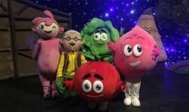 【红剧场】2月17日儿童剧《果宝运动会》与小伙伴一起打败邪恶势力