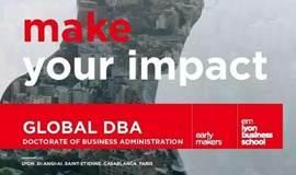 法国里昂商学院Global DBA活动预告:积极心理学,成就美好工作与美好人生