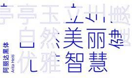 字体定制设计大师课——中文文字设计的品牌身份