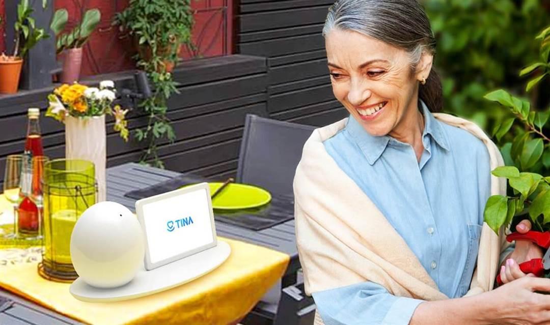 【爱见智能机器人Tina】—— 线下免费体验会