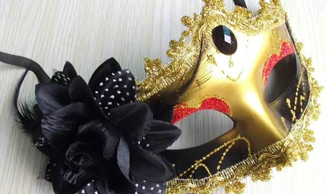 精致威尼斯面具DIY|为自己蒙上神秘的面纱