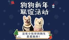 """京城首场大型""""狗狗联谊会""""盛大启幕!"""