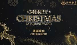 博研·缤纷私享圣诞晚宴