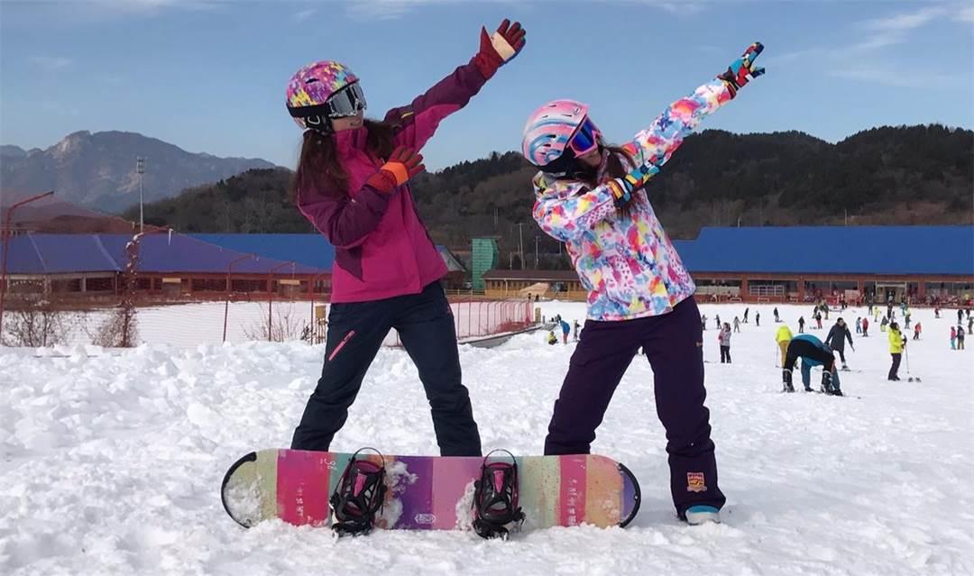 【滑雪季】12月23日/24日北京云佛山滑雪场正式营业,168元!超值滑雪