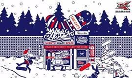 2017罗湖区全民健身月极限运动菁英荟 暨第二届深鱼圣诞欢乐送