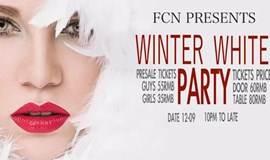 12.09 WINTER WHITE PARTY 冬日奇幻白色派对邀您参与全城大狂欢!