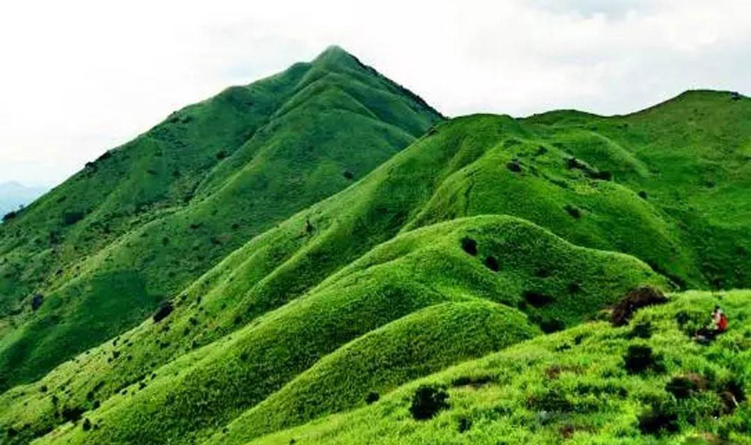 【广东小武功山】穿越珠三角最美高山草原-惠州大南山