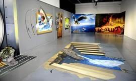 爆款秒杀 29.9元通票玩3D博物馆+3D夜光世界+3D壁画馆+蒸汽·数字海洋馆