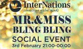 Guangzhou InterNations Mr.&Miss Bling Bling Official Event