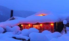 【小马户外·1月长线】童话世界,梦里雪乡-雪谷雪乡徒步穿越