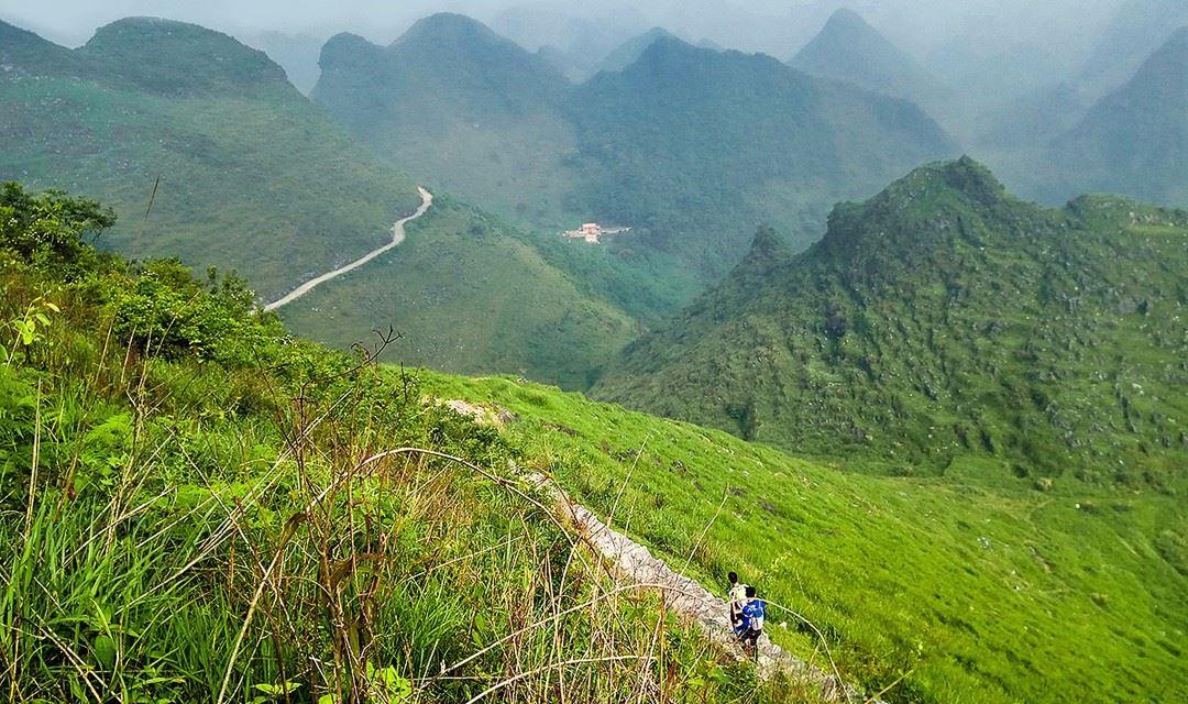 【休闲登山】1.21周日:走进无人村,穿越怪石林,登顶靘雾山