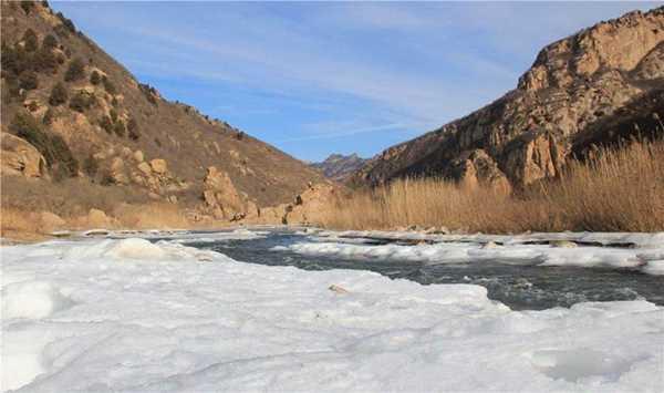 【白河峡谷】1.27周六,白河峡谷踏冰徒步,让子弹飞拍摄地休闲穿越,赏云梦仙境冰瀑,一日活动!