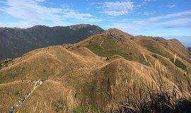 【55户外】周日大南山穿越 赏美丽大草坡  2月4日