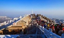 成行(高铁往返)1.27-28:冰雪衡山——登祝融峰祈福,赏绝美雾凇