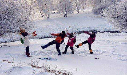 1.26-28日|北京最近的雪乡【乌兰布统】打雪仗 拍雪景 越野车穿越雪原 涮羊肉 2.5日行摄活动(两人同行减100)