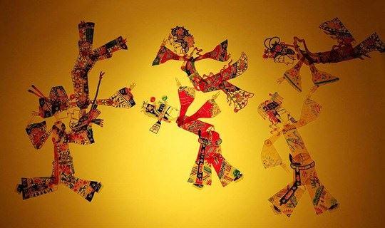 【亲子】传统文化来袭!带孩子去看皮影戏+亲手做皮影