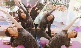 营养·美食·运动俱乐部--1月每周六:晚间瑜伽