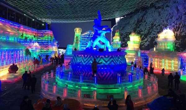 【周末活动】龙庆峡冰灯节,柳沟村豆腐宴,逛永宁古城休闲一日活动