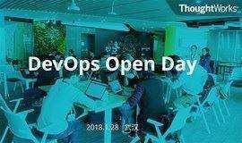 武汉活动|2018年1月28日Devops Open Day
