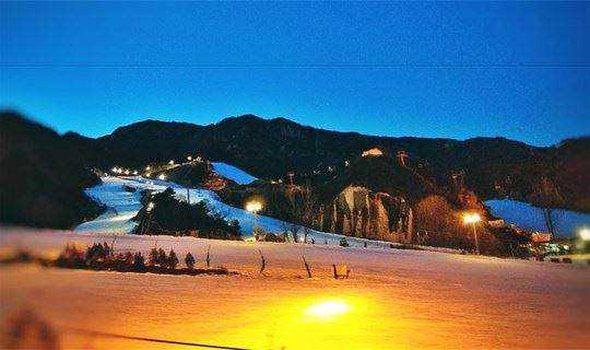 【周三怀北夜滑314期】怀北滑雪场的狂欢之夜,深夜雪场浪漫之旅!