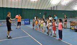 【亲子】冬日取暖贵族运动,让网球温暖你的心!