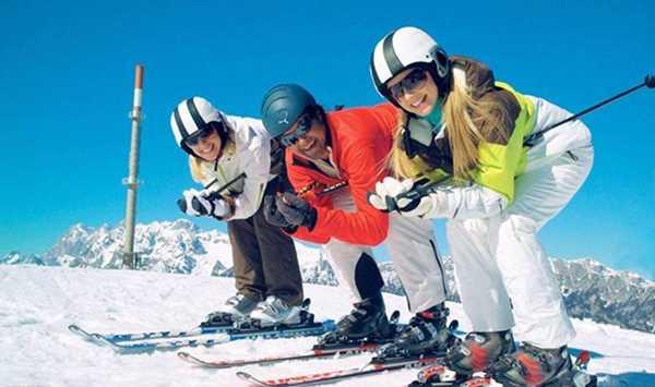(199元全含)周末,这个冬天嗨起来:石京龙滑雪