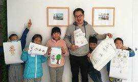 心艺 | 儿童情感表达艺术工作坊