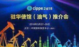 cippe2018驻华使馆(油气)推介会