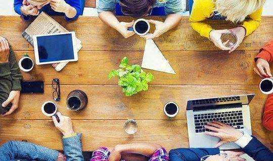 共享创业:帮助创业者寻找创业合伙人和创业项目