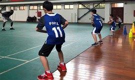 全呈体育青少年外教篮球体验活动
