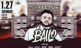 1月27日 Barong Family旗下Bass/Hardtrap轰炸机BAILO